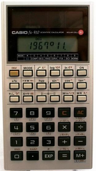 casio fx 260 solar fraction calculator manual