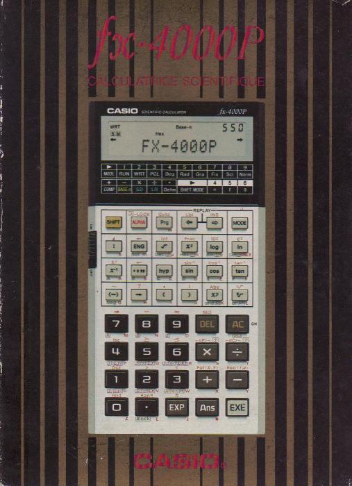 Casio fx-3600pv manual