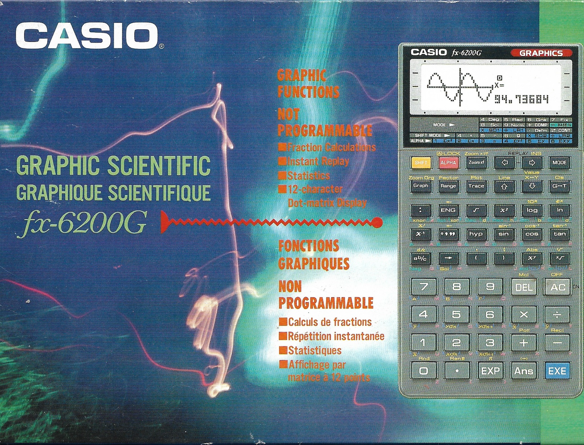 Copyright 169 2017 the design co all rights reserved - Casio Fx 6200g Casio Pocket Computers Amp Calculators Collector Pb Fx