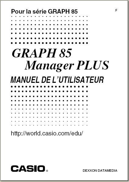35+ TÉLÉCHARGER GRAPH PROGRAMME CASIO