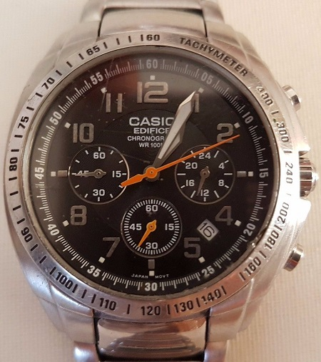Casio WR 100M Montre Casio WR100M  WZsb9
